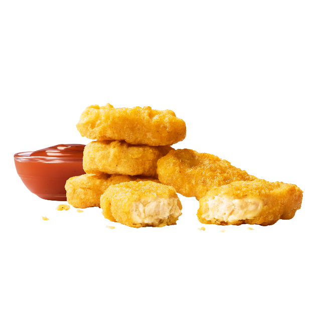 麦当劳麦乐鸡 (5块)