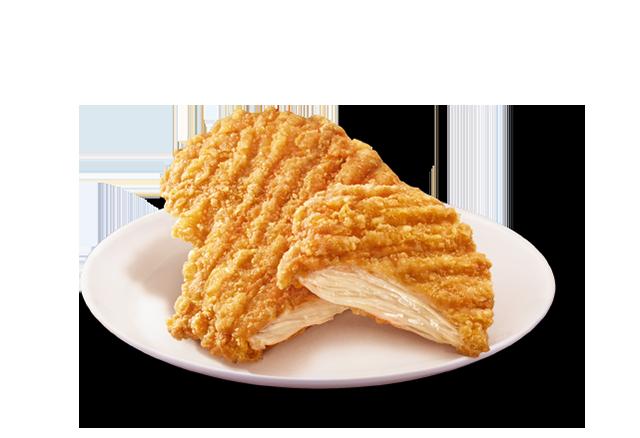 麦当劳那么大鸡排