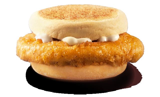 麦当劳大脆鸡扒麦满分