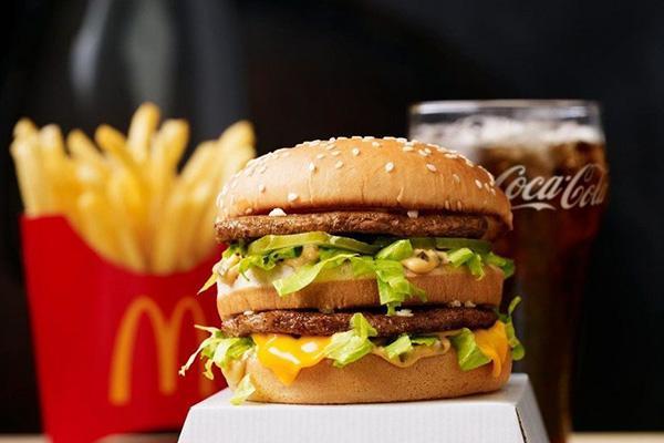 麦当劳为每一个加盟店提供可靠的原料